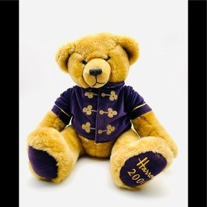 Harrods Knightsbridge 13 Inch LARGE Christmas Bear